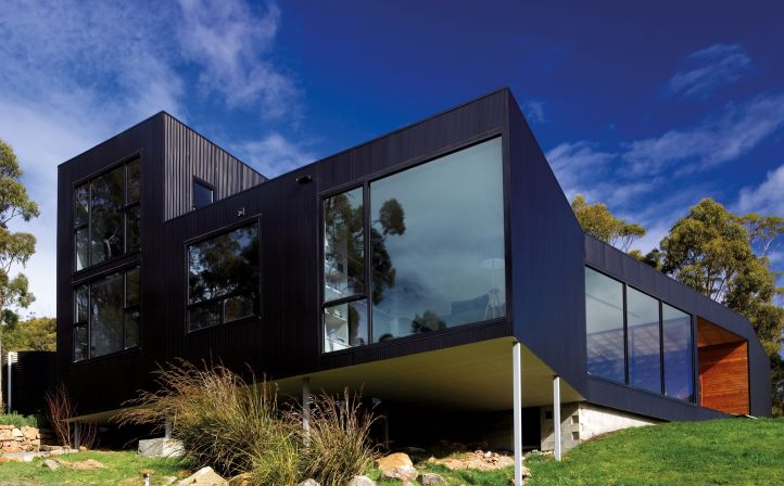 COLORBOND® steel Night Sky® cladding and roofing