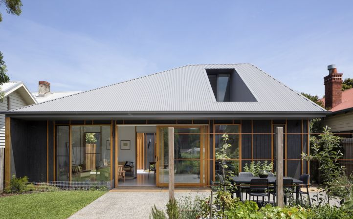 COLORBOND® steel roof in Wallaby®