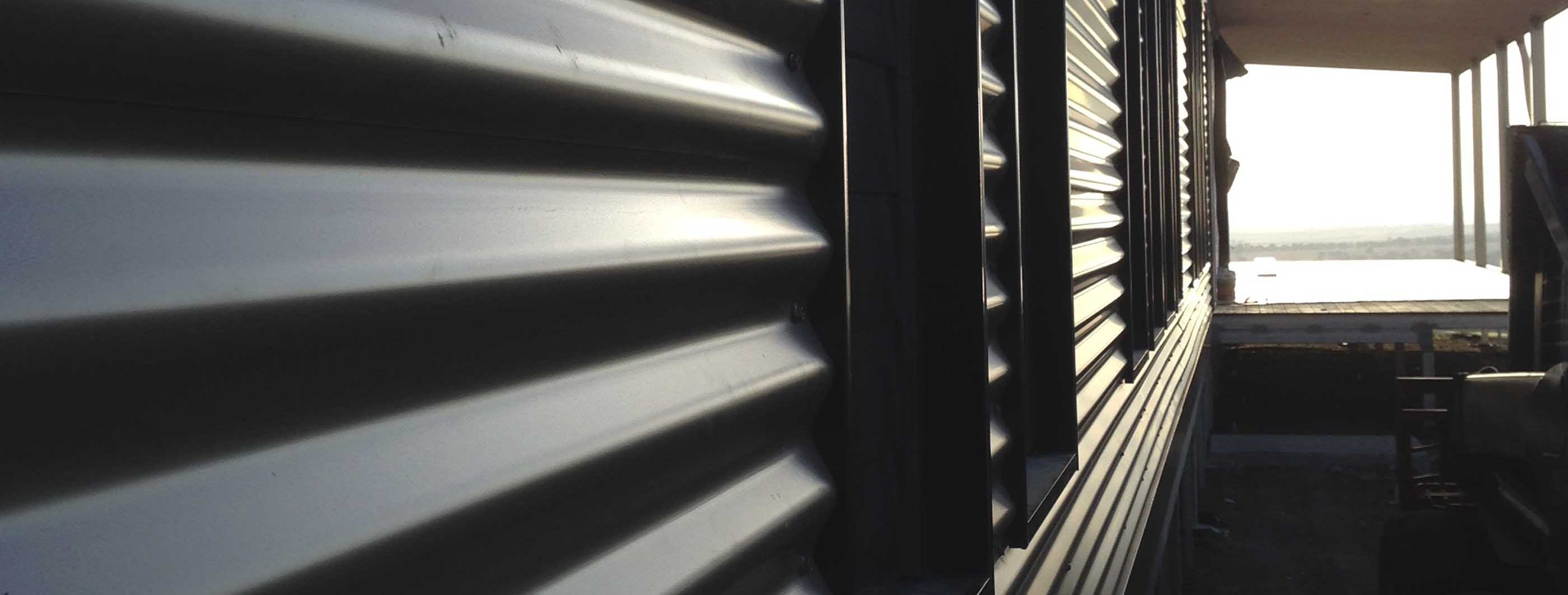 COLORBOND® steel Walling or Cladding
