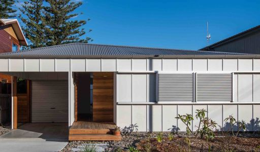 COLORBOND® Ultra steel Wallaby® roofing
